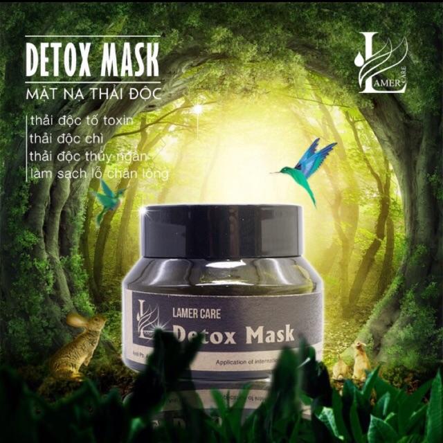Mặt Nạ Thải Độc Detox Mask Lamer care- dr.Lacir