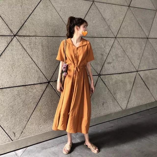Váy thô đũi dáng dài VK1 - 3348372 , 1272640418 , 322_1272640418 , 250000 , Vay-tho-dui-dang-dai-VK1-322_1272640418 , shopee.vn , Váy thô đũi dáng dài VK1