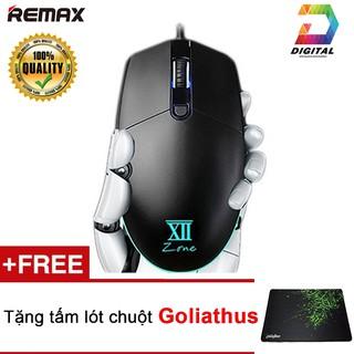 [Mã ELFLASH5 giảm 20K đơn 50K] Combo Chuột Remax V3500 Chính Hãng Tặng Kèm Lót Chuột