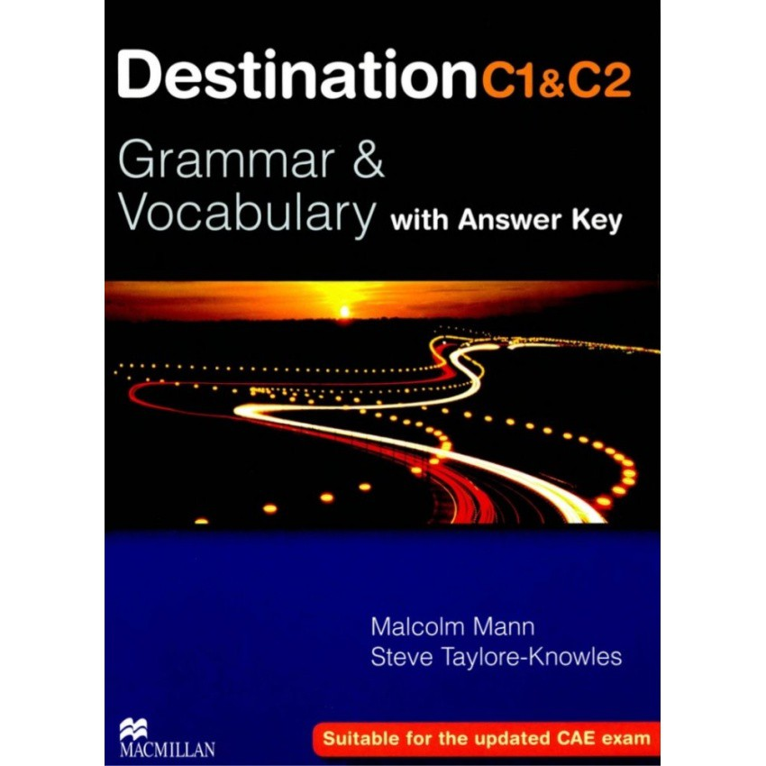 Destination C1 & C2 Grammar & Vocabulary