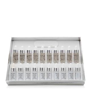Set 4 ống và 20 ống tinh chất dưỡng trắng da Bergamo Whitening Luxury 13ml x 4, 13ml x 20