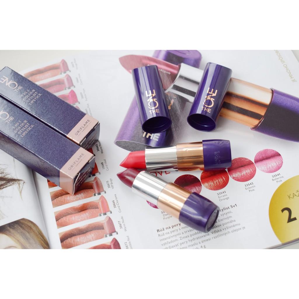 Son The One 5 in 1 Colour Stylist Lipstick