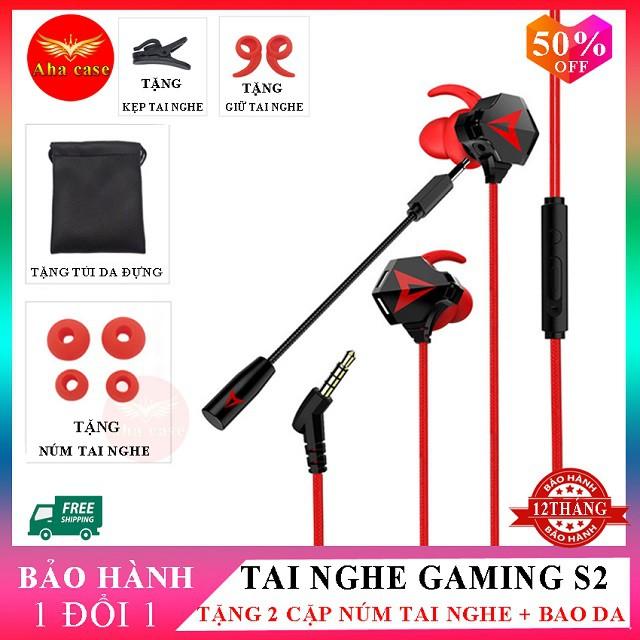 Tai nghe game thủ chính hãng sendem S2 - Tai nghe gaming S2 với thiết kế cực đẹp có Mic rất chuyên nghiệp