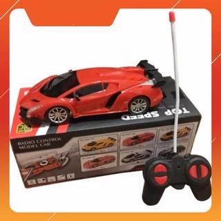 [H-HOT] Xe ô tô điều khiển từ xa cho bé (Đỏ) Giá Rẻ