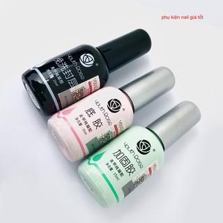 [ chính hãng] Base top cứng móng hoa hồng - chai 15ml thumbnail