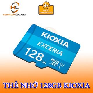 Thẻ nhớ 128GB KIOXIA microSD Class 10 tốc độ cao chính hãng FPT phân phối