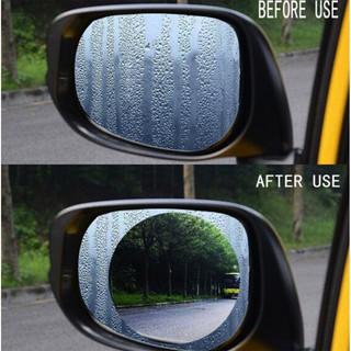 Combo 2 Miếng dán kính chống nước cho gương ô tô xe máy