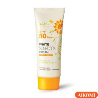 Kem Chống Nắng Hàn Quốc Dabo White Sunblock Cream SPF50 Chính Hãng thumbnail