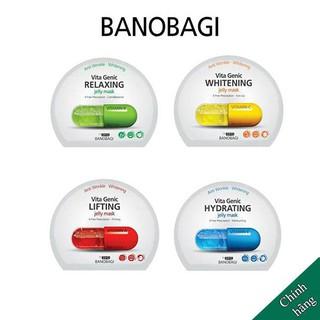 Mặt Nạ Giấy Viên Thuốc Banobagi Anti Wrinkle Whitening Vita Genic Mask 30ml thumbnail