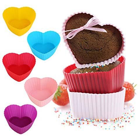 Combo 10 khuôn làm bánh cupcake silicon socola thạch tim 7cm - 2731399 , 713891402 , 322_713891402 , 60000 , Combo-10-khuon-lam-banh-cupcake-silicon-socola-thach-tim-7cm-322_713891402 , shopee.vn , Combo 10 khuôn làm bánh cupcake silicon socola thạch tim 7cm