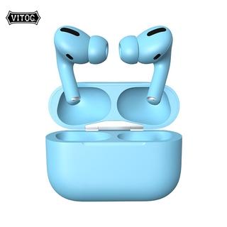 Tai nghe không dây VITOG Pro i13 kết nối bluetooth 5.0 âm thanh sống động chất lượng cao