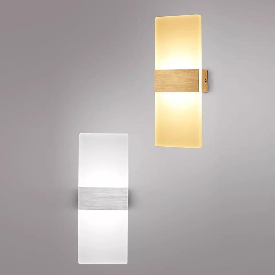 Đèn tường led  đèn cầu thang đẹp trang trí trong nhà