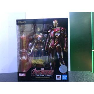Mô hình nhân vật Avengers siêu anh hùng Ironman MK45