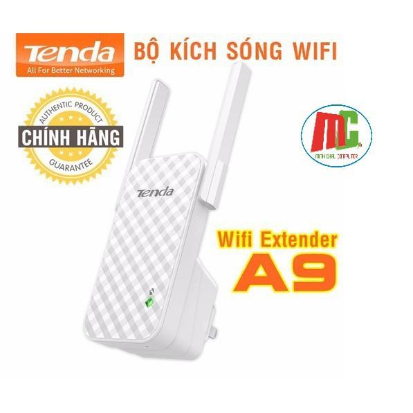 Bảng giá Repeater Wifi Tenda A9 Tốc Độ 300Mbps - Bộ Kích Sóng Wifi - Hàng Phong Vũ