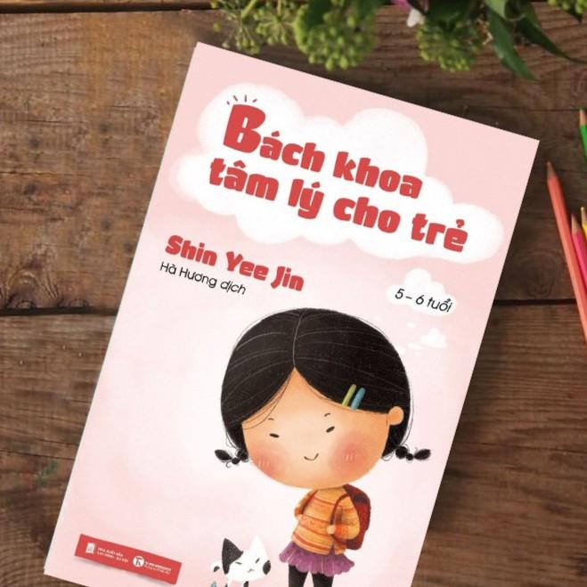 Sách - Bách Khoa Tâm Lý Cho Trẻ 5 - 6 Tuổi