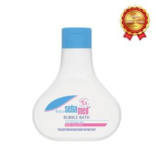 Sữa Tắm Dịu Nhẹ Cho Bé Sebamed Baby Bubble Bath pH5.5 (200ml) - SBB01B