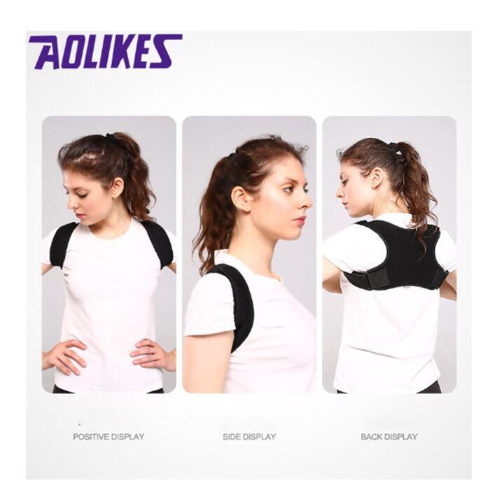 Đai đeo chống gù lưng Aolikes HB3103 - 22577768 , 2841457640 , 322_2841457640 , 179000 , Dai-deo-chong-gu-lung-Aolikes-HB3103-322_2841457640 , shopee.vn , Đai đeo chống gù lưng Aolikes HB3103