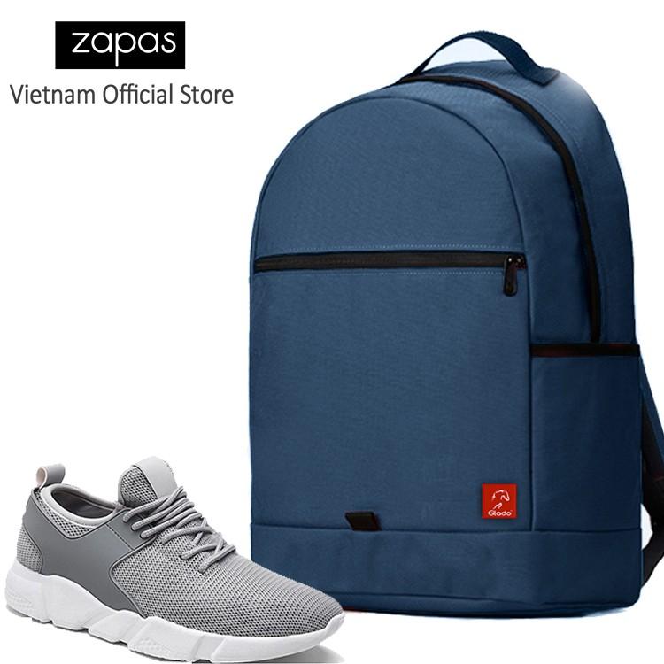 Combo Balo Du Lịch Glado Classical BLL006 (Xanh Dương) Và Giày Sneaker Thể Thao Zapas GS080 (Xám) - 10003162 , 533975505 , 322_533975505 , 630000 , Combo-Balo-Du-Lich-Glado-Classical-BLL006-Xanh-Duong-Va-Giay-Sneaker-The-Thao-Zapas-GS080-Xam-322_533975505 , shopee.vn , Combo Balo Du Lịch Glado Classical BLL006 (Xanh Dương) Và Giày Sneaker Thể Thao