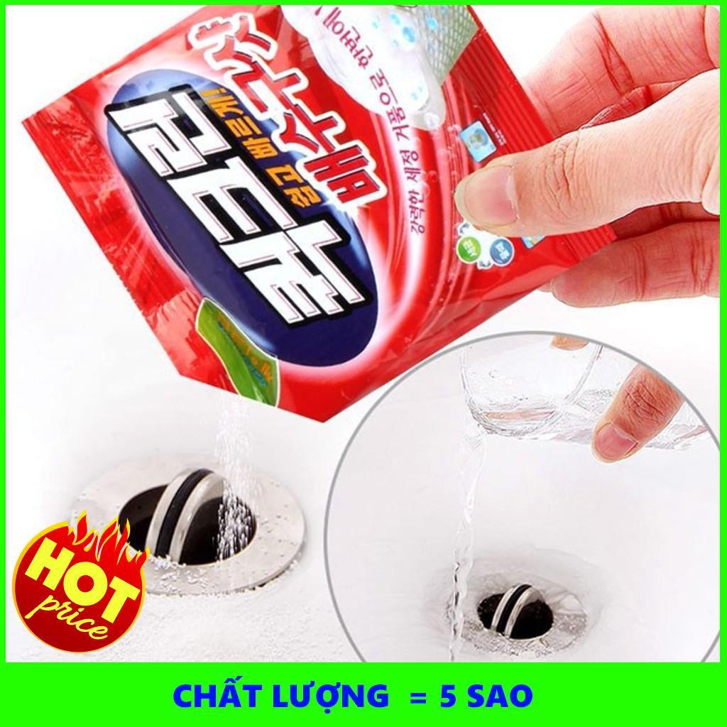 Combo 10 Hộp Bột Thông Công Siêu Mạnh Hàn Quốc  - SIÊU CHẤT LƯỢNG
