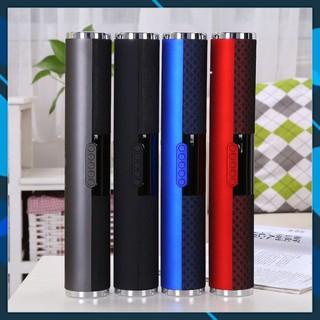Loa bluetooth thu FM  đọc thẻ TF - SD, kết nối USB - AUX 3.5mm, model e11, âm thanh chất lượng  (vthm9)