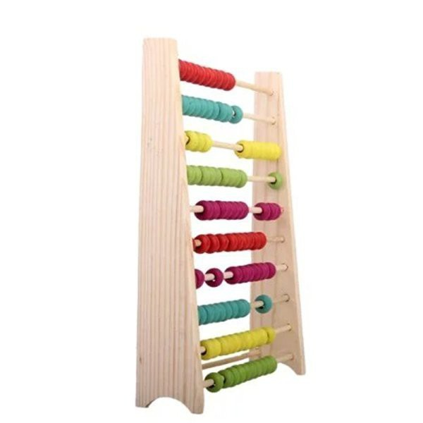 Wooden Abacus Educational Toy for Kids Beads