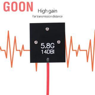 Goon 5.8G 14dbi Panel Antenna High Gain Enhanced Range Directional For RC FPV Racing Quadcopter Quality Anten