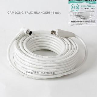 Cáp đồng trục 5C Huangshi 15m
