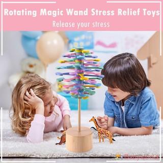 Đồ chơi bằng gỗ giúp giảm căng thẳng
