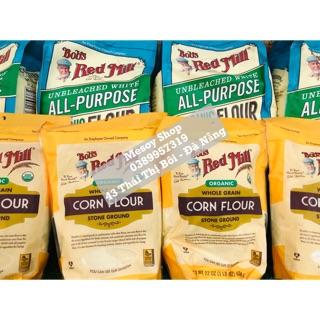 Combo bột mì và bột bắp hữu cơ Bob s Red Mill thumbnail