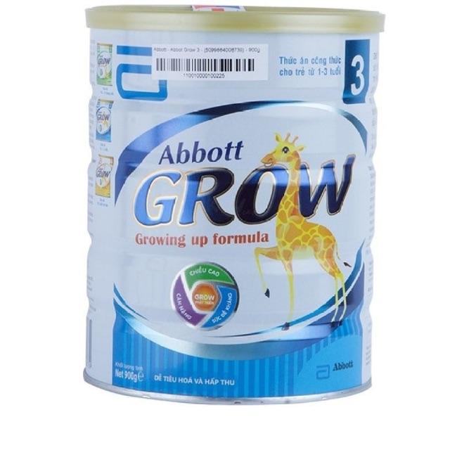 Abbott grow 3 900g
