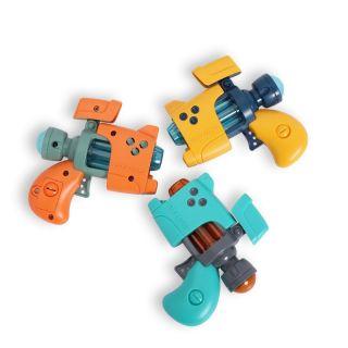 Súng đồ chơi có đèn có nhạc cho bé