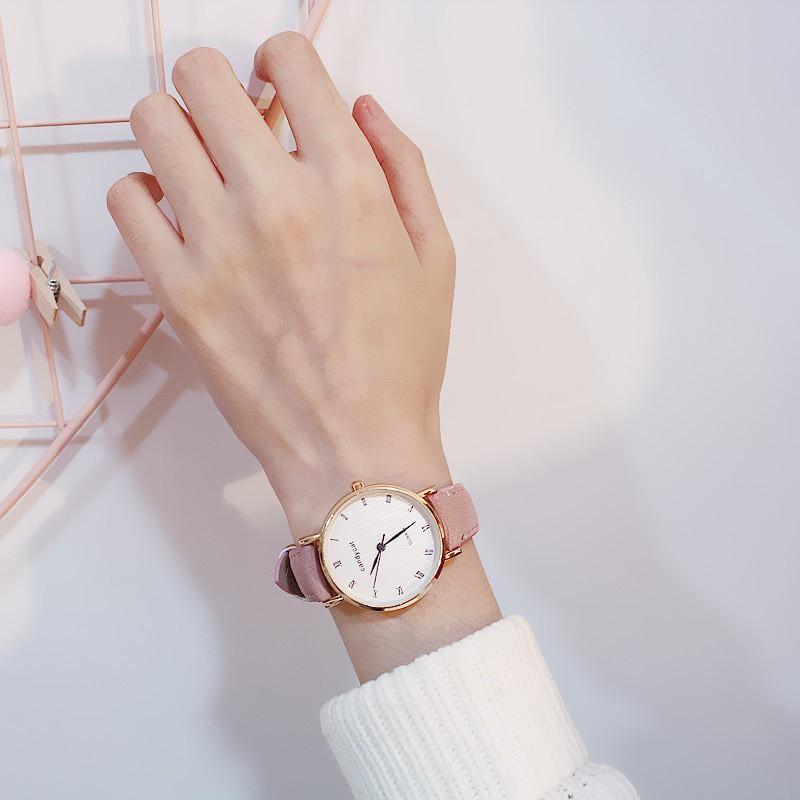 Đồng hồ nam nữ thời trang thông minh Candycat giá rẻ DH22