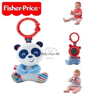 Đồ chơi gương tương tác kích thích não bộ phát triển Panda Mirror -Fisher Price
