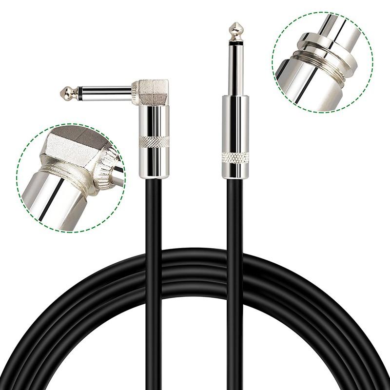 Dây cáp cho nhạc cụ dài 1/4 inch (6.35cm) đầu dương gắn với dương cho ghita điện - 14119002 , 2275028569 , 322_2275028569 , 66000 , Day-cap-cho-nhac-cu-dai-1-4-inch-6.35cm-dau-duong-gan-voi-duong-cho-ghita-dien-322_2275028569 , shopee.vn , Dây cáp cho nhạc cụ dài 1/4 inch (6.35cm) đầu dương gắn với dương cho ghita điện