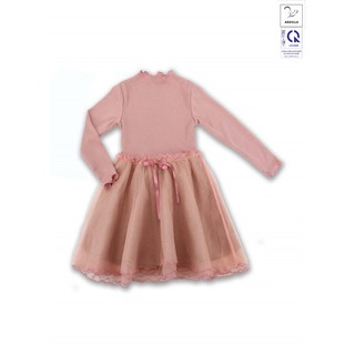 Váy voan bé gái 35GW18