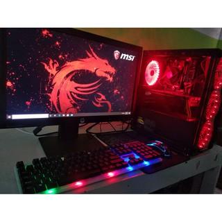H110_ Thùng máy tính chơi tất cả các game online Pubg PC, GTA 5 ..LOL Supervip