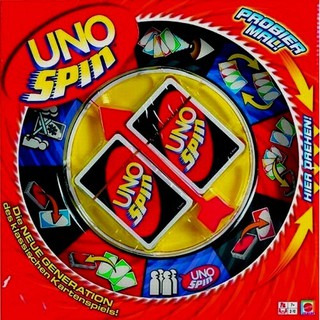 Board Game Uno Spin