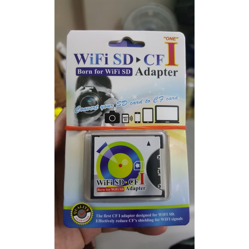 Adapter chuyển thẻ nhớ SDHC thành CF type1 - 2698206 , 508320394 , 322_508320394 , 299000 , Adapter-chuyen-the-nho-SDHC-thanh-CF-type1-322_508320394 , shopee.vn , Adapter chuyển thẻ nhớ SDHC thành CF type1