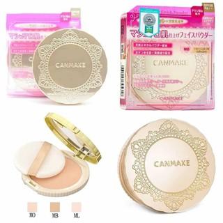 Phấn phủ Canmake Marshmallow Finish Powder kiềm dầu - mịn da Nhật Bản thumbnail