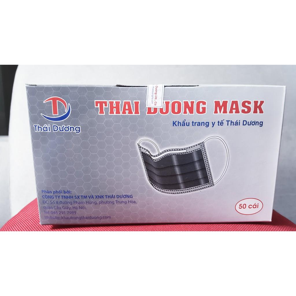 50 Khẩu trang y tế Thái Dương Mask 04 lớp than hoạt tính chất lượng cao - 3003020 , 652922452 , 322_652922452 , 70000 , 50-Khau-trang-y-te-Thai-Duong-Mask-04-lop-than-hoat-tinh-chat-luong-cao-322_652922452 , shopee.vn , 50 Khẩu trang y tế Thái Dương Mask 04 lớp than hoạt tính chất lượng cao