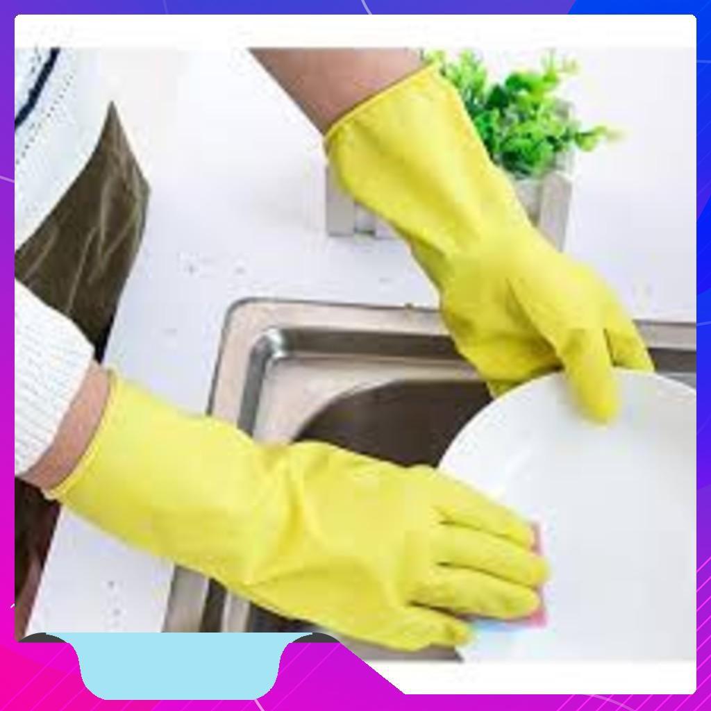 Găng tay cao su 2in1 đa năng (silicon) - SIÊU CHẤT LƯỢNG