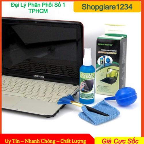 Bộ vệ sinh Laptop KINGMASTER. Dụng cụ vệ sinh laptop, điện thoại, LCD, Ipad tiện lợi