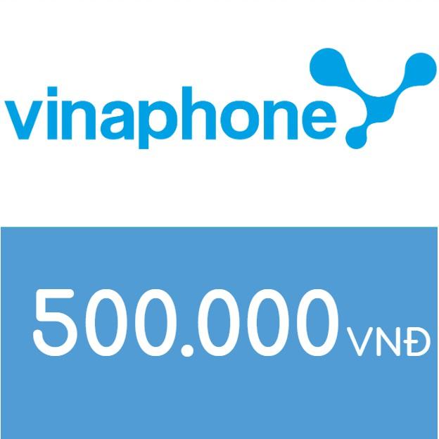 Nạp điện thoại Vinaphone 500K