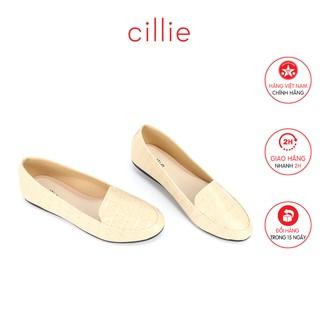 Giày búp bê mũi tròn Cillie đế bệt 1089 - Mang đi làm đi chơi dạo phố