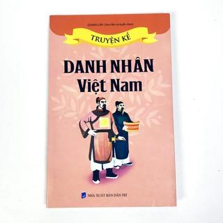 Sách - Truyện kể - Danh Nhân Việt Nam thumbnail