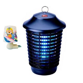 Đèn Bắt Muỗi Và Diệt Côn Trùng Đại Sinh DS-DU15 (đen) Tặng 1 đèn ngủ cảm ứng ánh sáng hình ly thumbnail