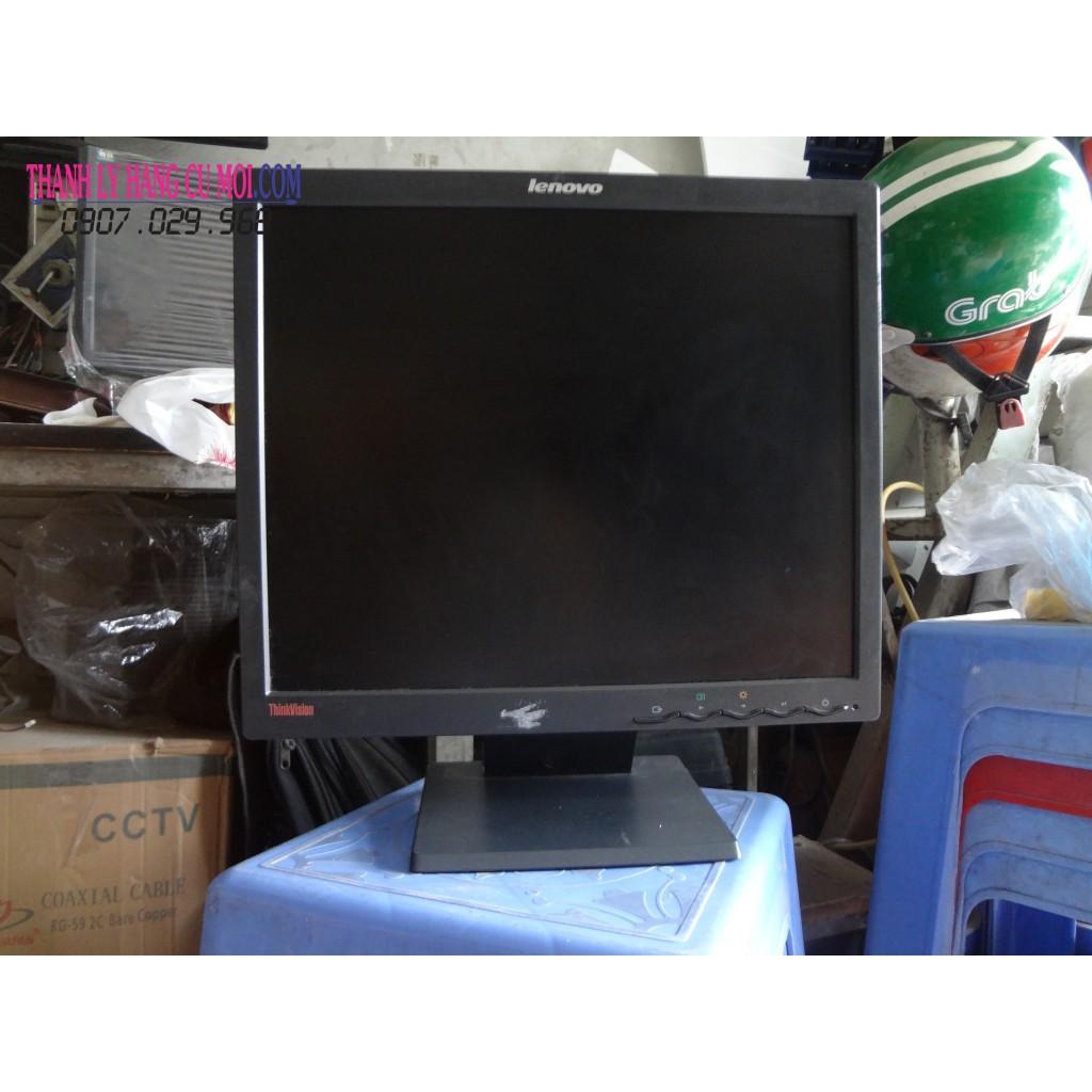 """màn hình lcd lenovo 17"""" kèm dây nguồn và dây tín hiệu Giá chỉ 550.000₫"""
