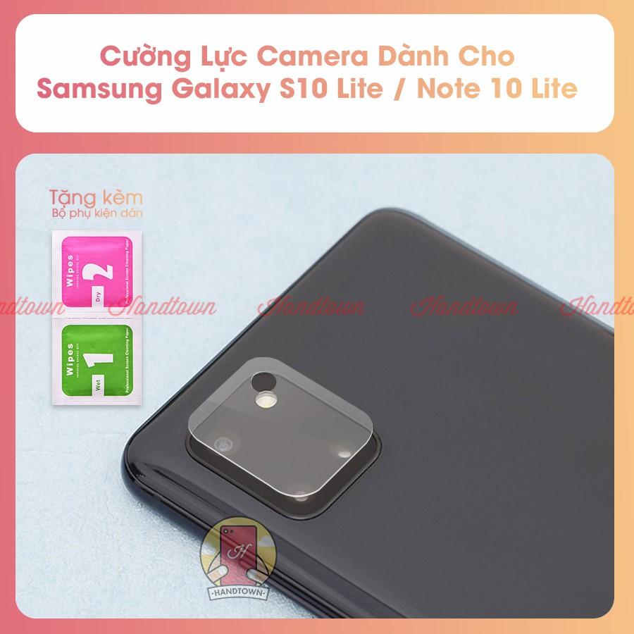 Cường Lực Camera Samsung Galaxy S10 Lite / Note 10 Lite