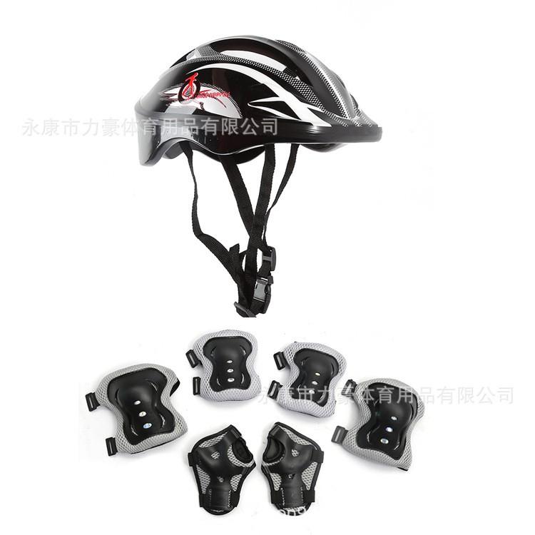 Bộ bảo vệ có Mũ Patin, xe đạp, trượt ván, scoorter
