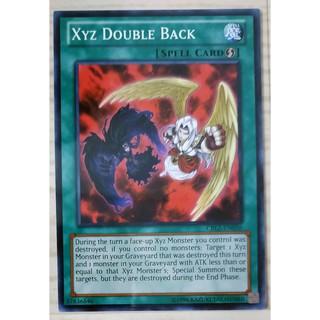 [Thẻ Yugioh] Xyz Double Back